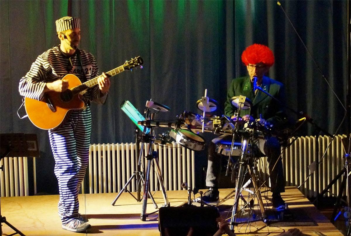 Musiküberfall – Schule am Dachsberg, Rückersdorf