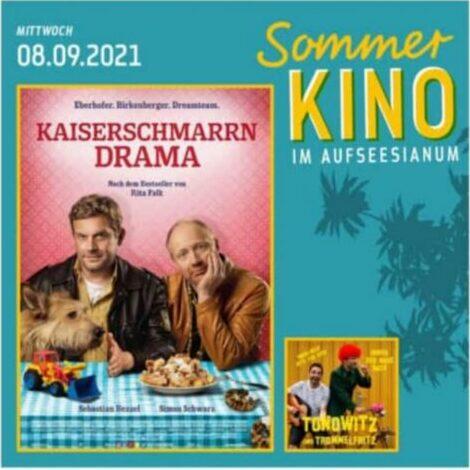 Tonowitz und Trommelfritz live im Sommerkino
